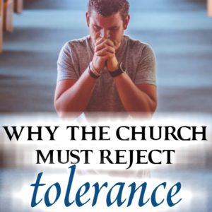 Why the Church must- Preview