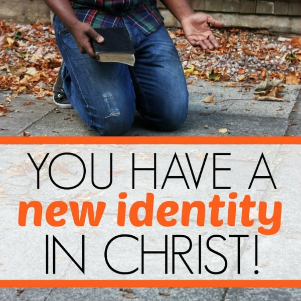 New Identity In Christ Preview