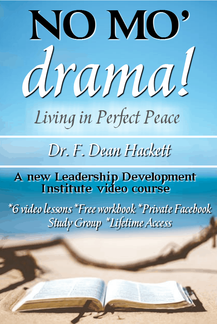 Join me in learning how to live and walk in perfect peace with this 6-part video-based course
