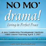 How to Live a Drama-Free Life