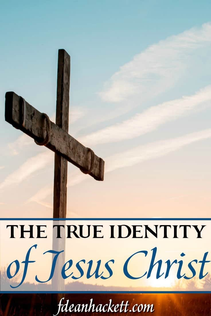 In order to understand how Christianity differs from all other religions, we must understand the true identity of Jesus Christ.