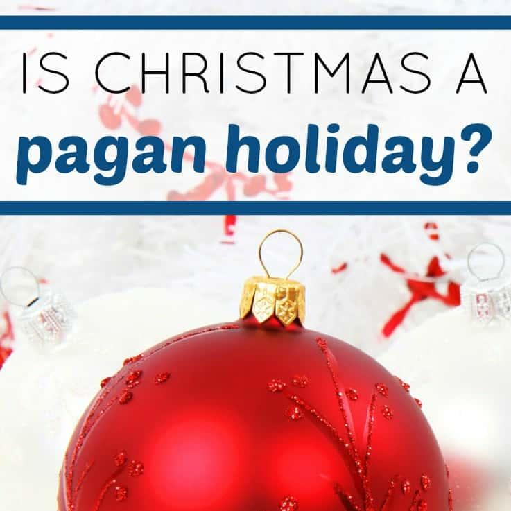 Is Christmas Pagan.Is Christmas A Pagan Holiday Foundational