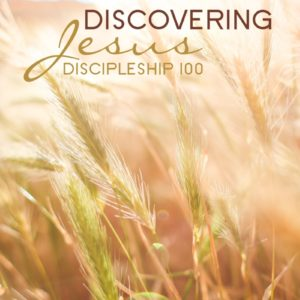 Discovering Jesus, volume 1 of a 3-part discipleship series, is a must-have manual for ever new believer and a great resource for church membership classes.