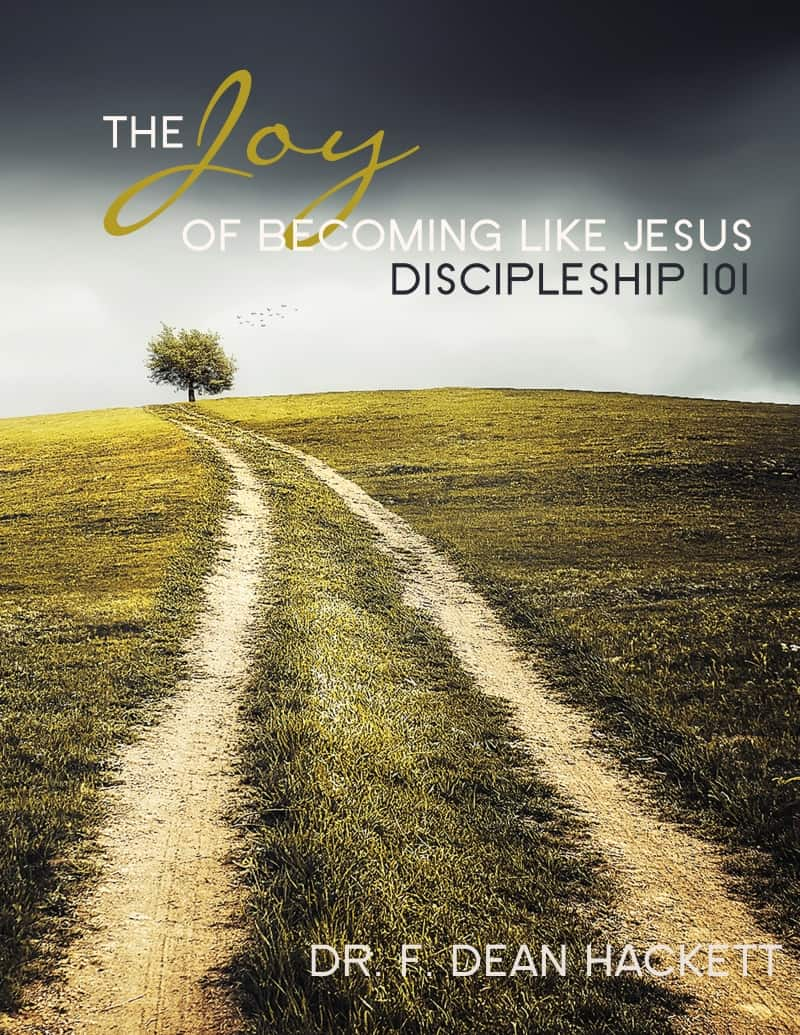 The Joy of Becoming Like Jesus, volume 2 of a 3-part discipleship series, is a great resource for growing Christians seeking to go to the next level in their walk in Christ..