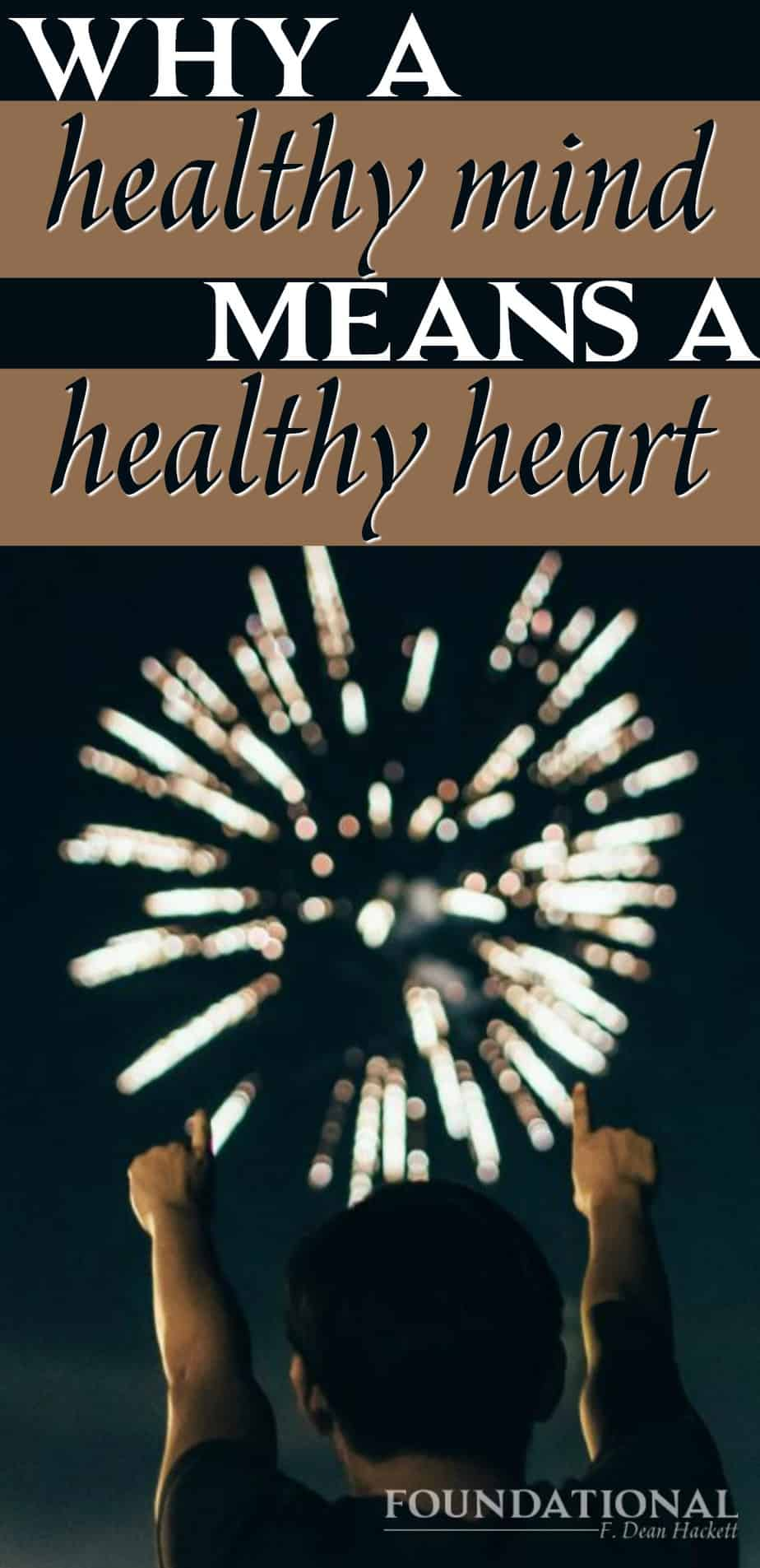 Studies show that head trauma can lead to cardiovascular problems. The same can be said for a healthy mind. A healthy mind means a healthy heart. Here's why