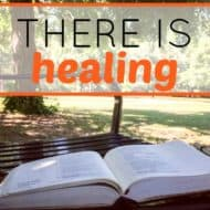 There is Healing