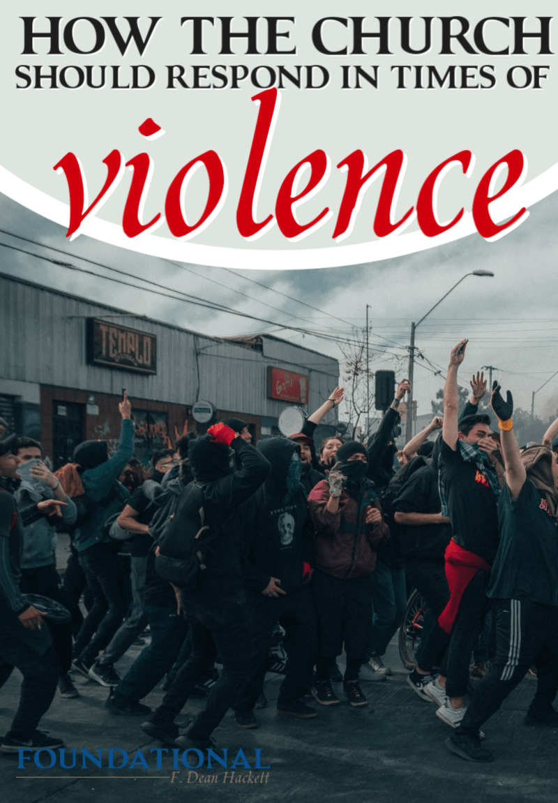 Here is how the church should respond in times of violence, rioting and division in her cities so that God's will can prevail. #Foundational #violence #gangs #church #peace #spiritualwarfare