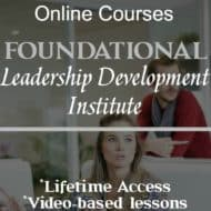 21st Century Leadership 101 – Biblical Basis of Leadership Authority