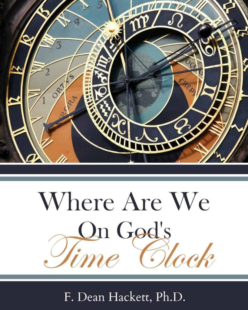 Where are we on God's Time Clock? Learn to discern the times in which we live through the lens of current events.