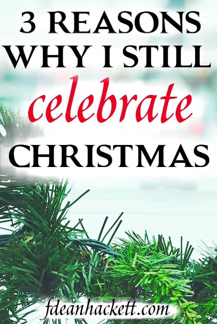 Here are three reasons why Christians should celebrate Christmas despite the arguments that Jesus wasn't born in December and that Christmas is pagan.