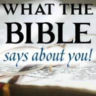 What Does the Bible Say About You?