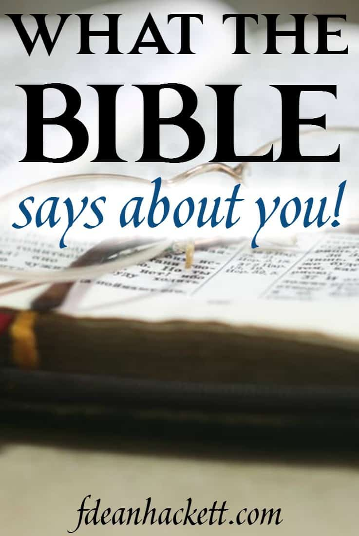 If you're still living with the mindset that only certain people can do great things for God, you need to find out what the Bible really says about you!