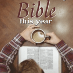 Many Christians have never read through the whole Bible. If you haven't read the Bible all the way through yet, here are three reasons to start now! #Foundational #Bible #Biblejournal #journal #quiettimes #warroom