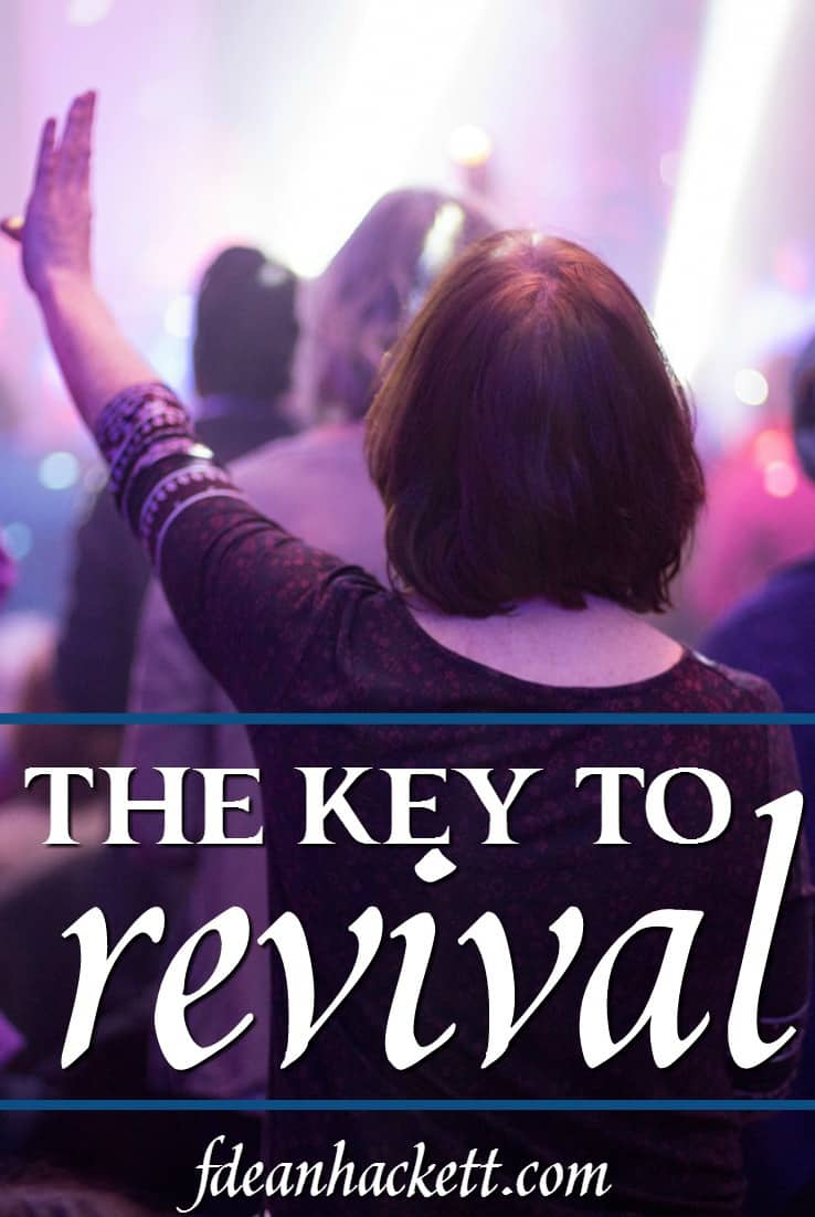 Many people have asked over the years how a move of God happens and what makes it happen. Here is the key to revival in the church.
