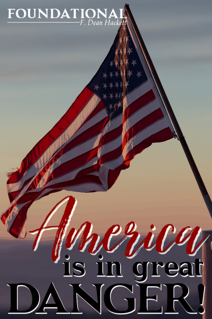 Tolerance and political correctness have put American in great danger because they threaten to destroy what makes her great and unique in the world. #Foudnational #America #tolerance #politicalcorrectness #church