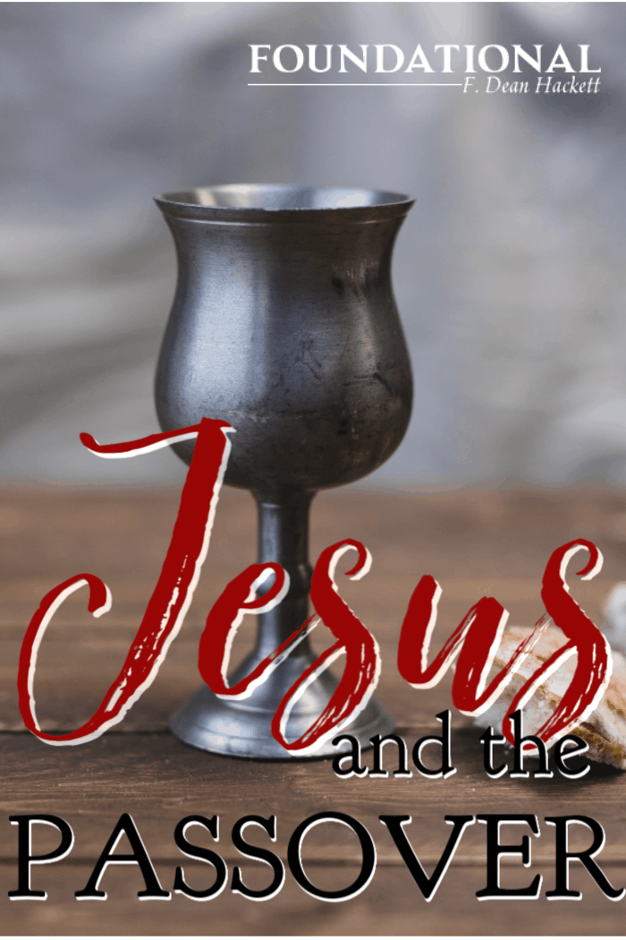 Jesus led His disciples in the Passover the night He was betrayed and put on trial. That night the Passover took on a whole new meaning. #fdeanhackett #passover #easter #Jesus #churchhistory