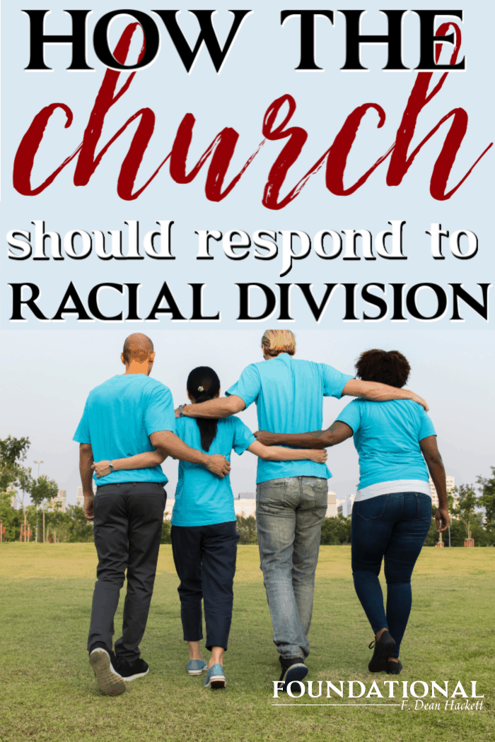 Throughout history God has always raised up a deliverer when racial division and oppression occurred. This is how the church should respond in these times. #Foundational #race #racialunity #unity #colorblind #slavery #worldwar2