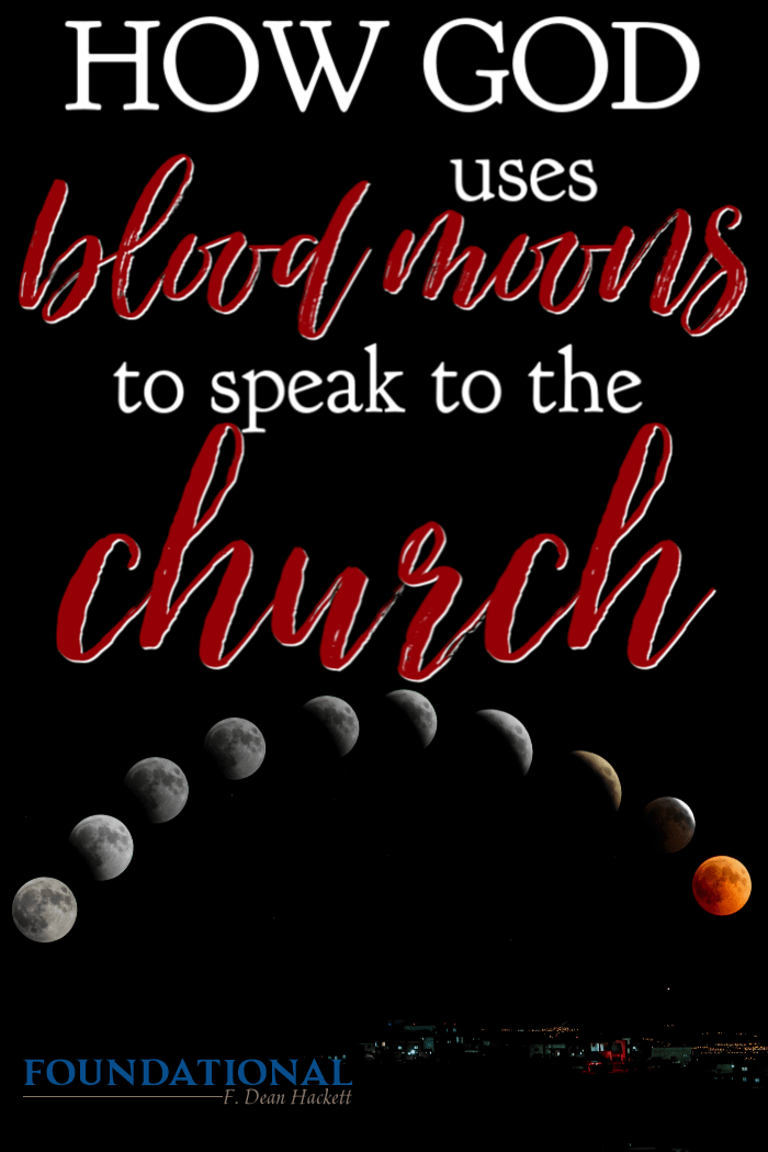 With the recent blood moons, eclipses, and other signs in the sky, this what the Bible has to say and how God is using blood moons to speak to the church. #Foundational #eclipse #bloodmoons #Prophecy #Church