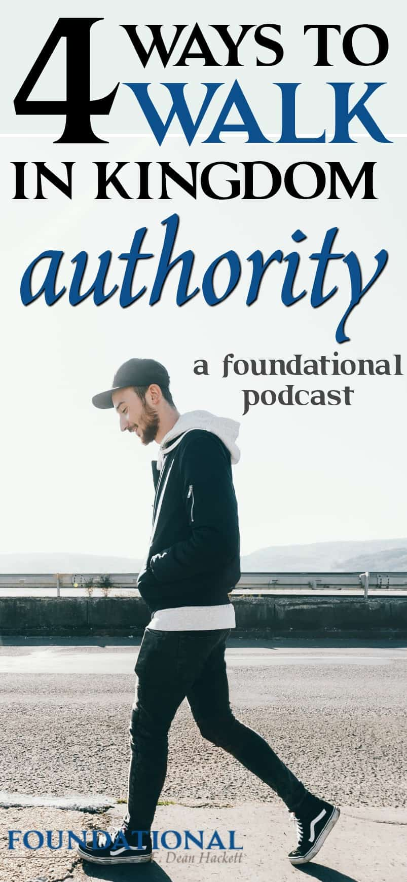 In this podcast we discover how the Lord's prayer shows us the key to kingdom authority in everyday life. | Foundational | F. Dean Hackett | Christianity | Christian living | Christian blog | Christian faith | Spiritual Warfare | #christianblog #spiritualwarfare #christianfaith #christianliving #spiritualgrowth #warroom #Bible #God