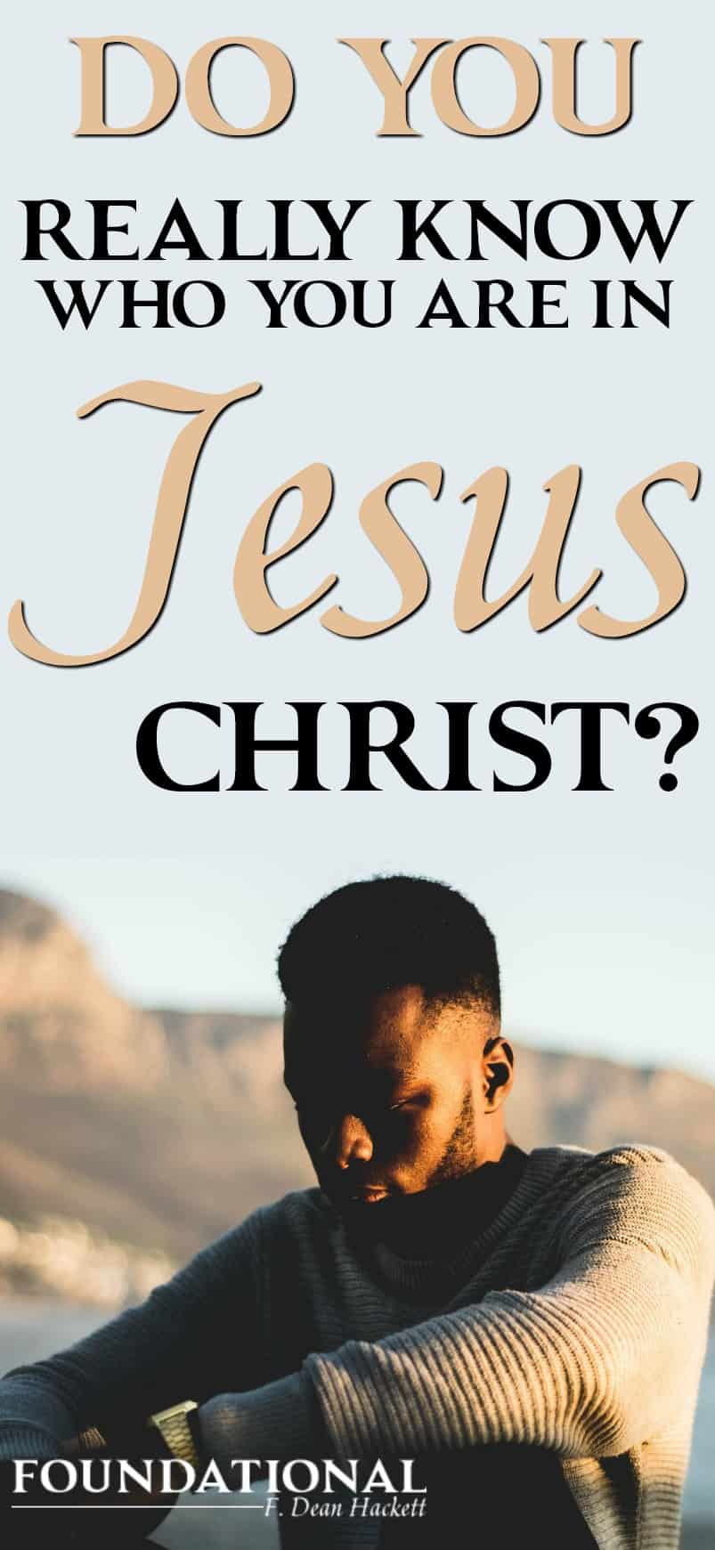 Do You Really Know Who You Are in Jesus Christ? Jesus welcomed the most unlikely people, and He welcomes us into a relationship deeper than we could imagine. #foundational #identityinChrist #onlineBiblestudy #menintheword