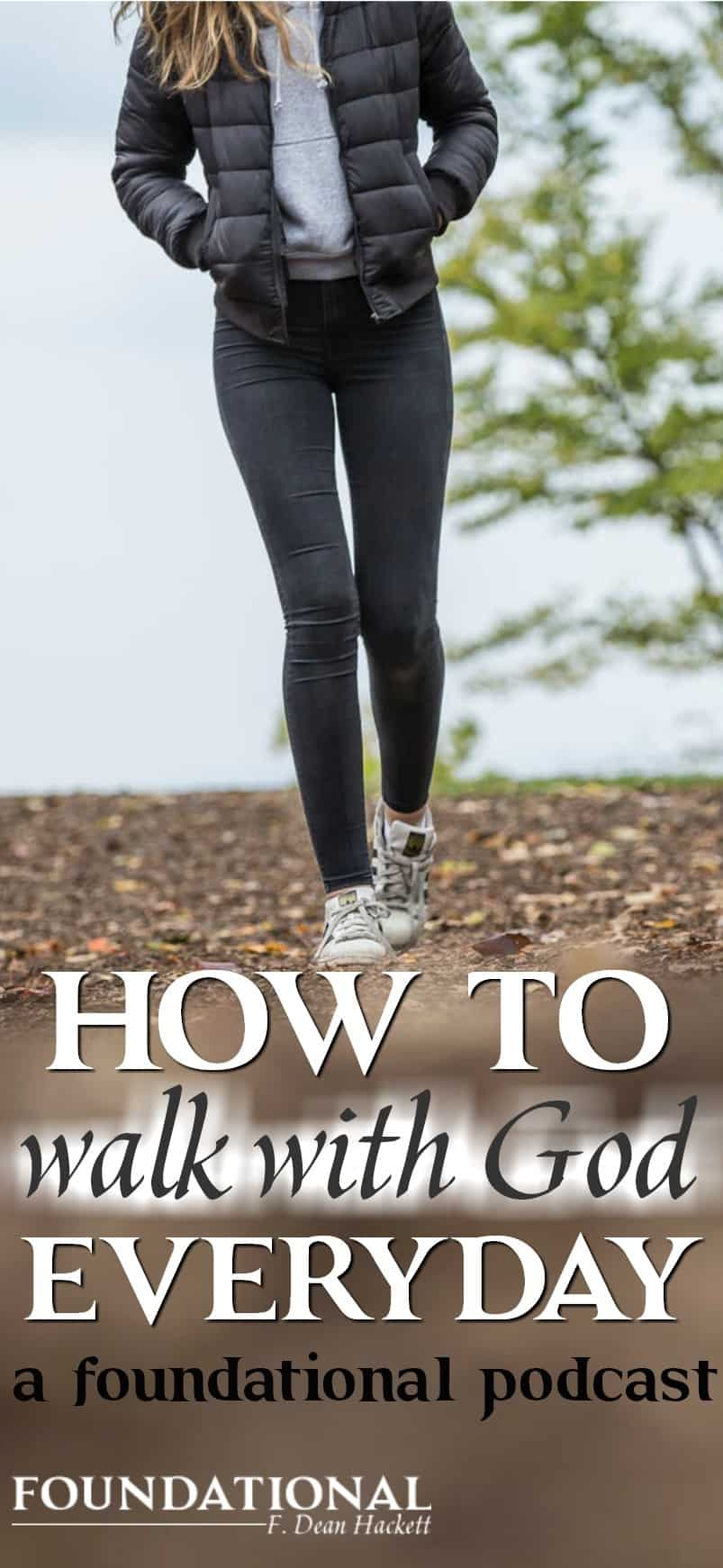 We can have a shallow relationship with God or we can dwell in His presence everyday. The answer is in today's podcast.   Foundational   F. Dean Hackett   Christianity   Christian living   Christian blog   Christian faith   Walk With God   #christianblog #christianfaith #christianliving #spiritualgrowth #Bible #God