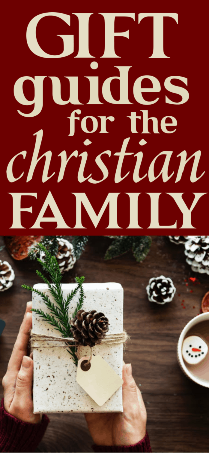 Looking for unique and meaningful gifts this year? Check out this giant list of gift guides for the entire family, church family, friends and neighbors! #Foundational #GiftGuides #Christmas #Birthday #Easter #Pastorapprecitationday #alloccasions