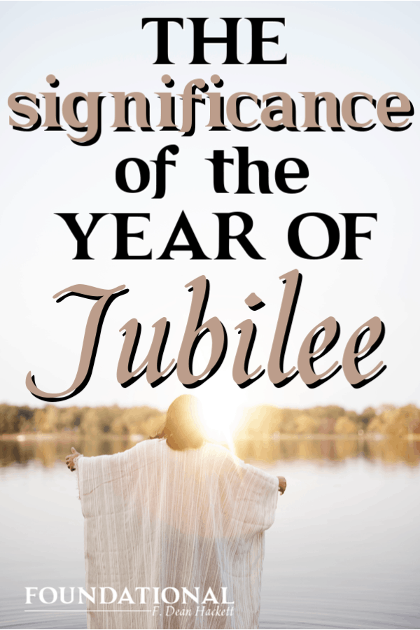 When we see significant events taking place in Israel during a year of Jubilee and happening in 50-year time spans, how is it significant to church today? #Foundational #jewishhistory #YearofJubilee #Jubilee