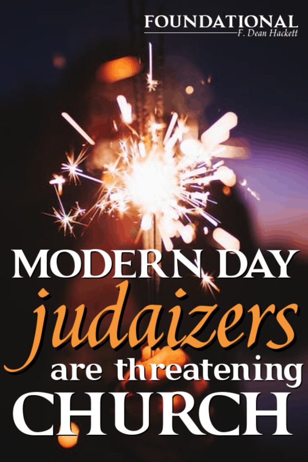 Today's church is under attack by modern-day Judaizers threatening the church with calls to validate their salvation with tolerance and social justice. #Foundational #church #tolerance #socialjustice