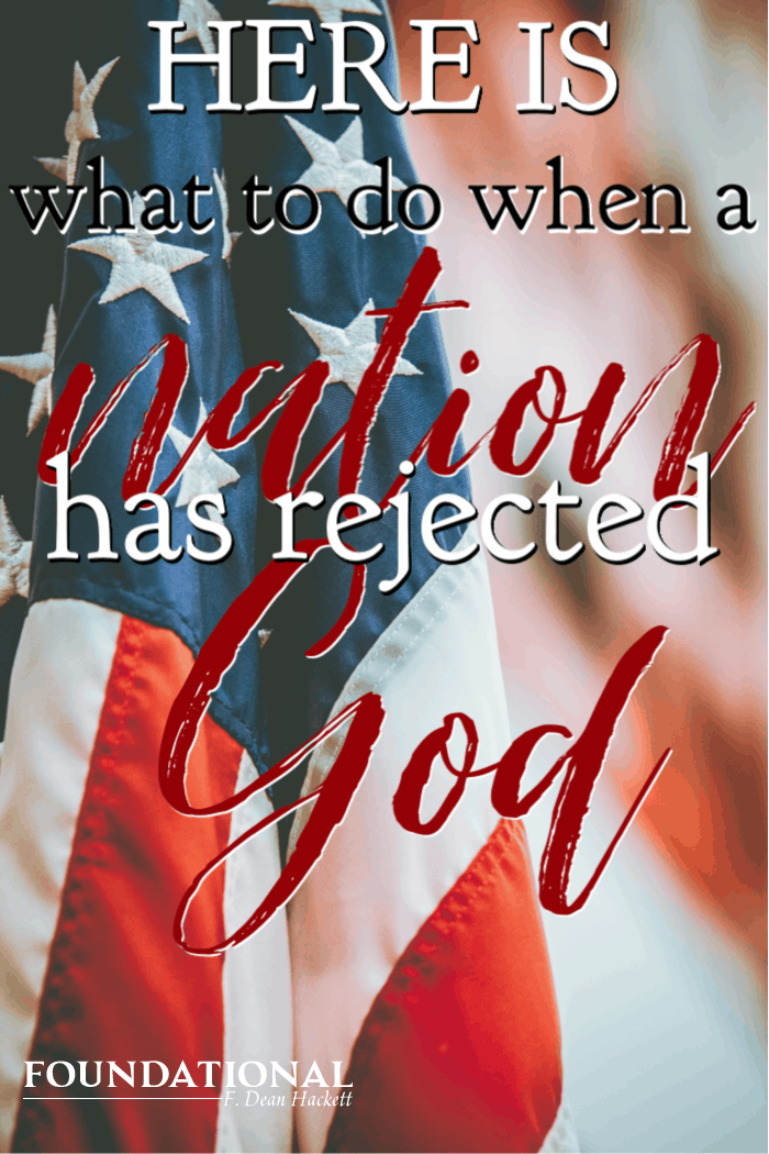 When a nation rejects God and its leaders begin leading legislating sin and immorality,here is what God's people should do when a nation has rejected God. #foundational #america #revival #repentance #greennewdeal #socialism #communism #democrat #democracy #republican #republic