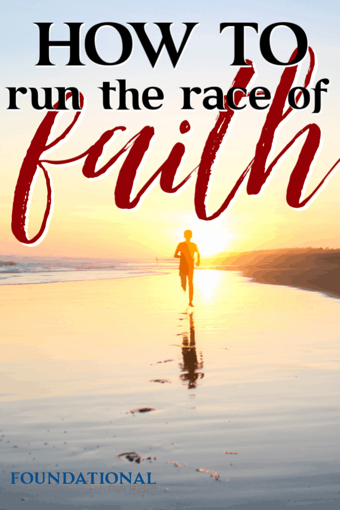 In today's podcast we look at why it is important for Christians to run the race of faith with determination, and what Paul meant by the shield of faith. #foundational #faith #armorofGod #Bible #podcast #Onlinebiblestudy
