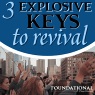 3 Explosive Keys to Revival