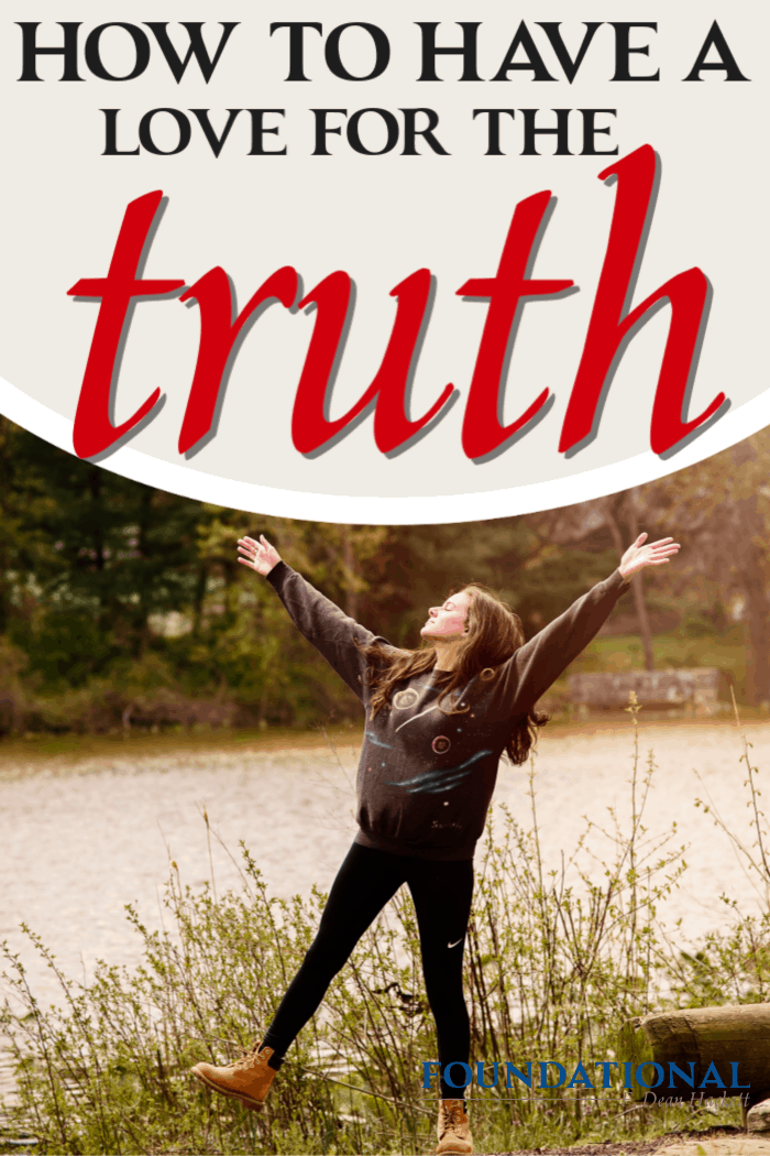 In this week's podcast, we discover how Christians can have a love for the truth of God's Word and why it is vital to living the incomparable life in Jesus. #Foundational #truth #Bible #Jesus #podcast