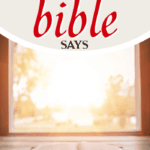 We can trust the Bible because it is established forever in the heavens as true and trustworthy. Here is why we can trust what the Bible says. #Foundational #Bible #GodsWord #Biblestudy #faith #podcast