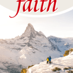 Just like Jesus' disciples, many times we find we don't have the faith to believe for big things, we battle worry and anxiety. Here is how you can grow your faith. #Foundational #podcast #faith #Jesus #Bible