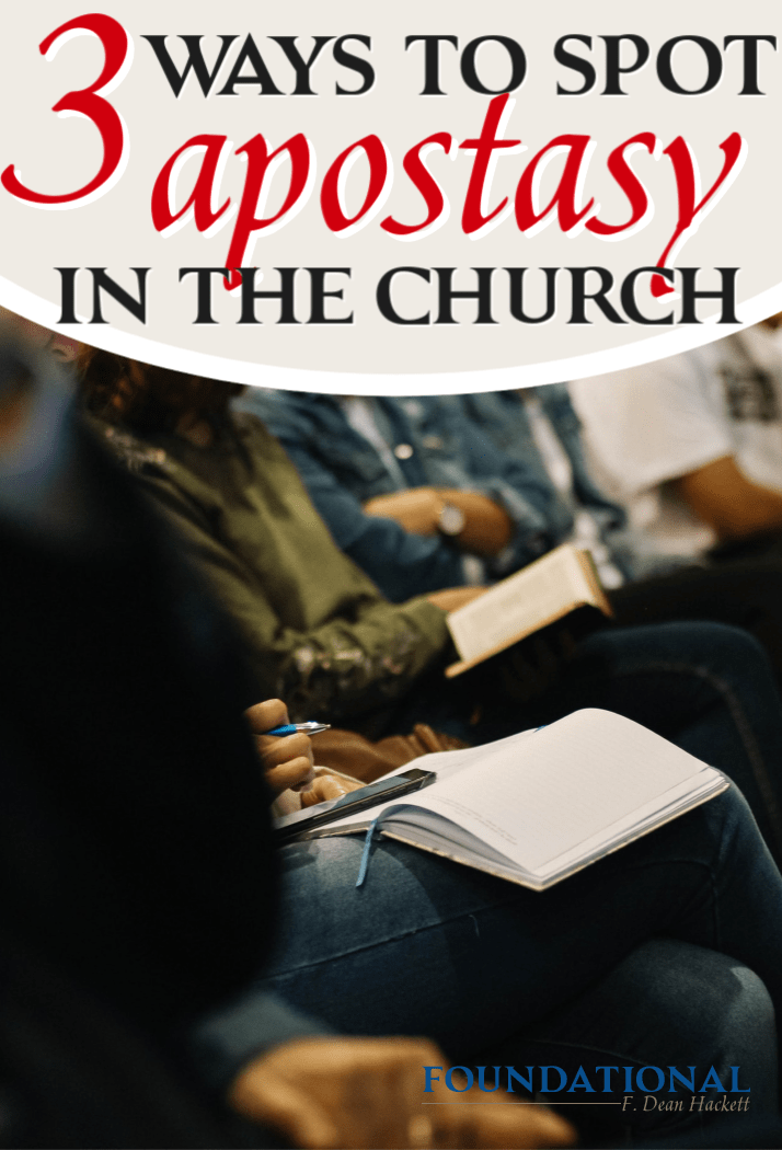 Holy Spirit is a person, not a force. This is one of 3 ways you can spot deception and apostasy in a church; and avoid sitting under a counterfeit gospel. #Foundational #church #gposel #Jesus #HolySpirit #angels