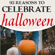 95 Reasons to Celebrate Halloween