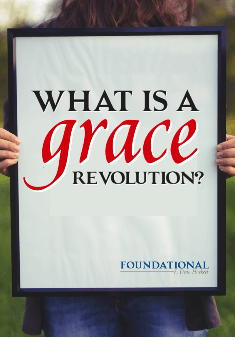 Here is what Deuteronomy and Galatians have in common and how a new grace revolution is reflected through the 10 Commandments in Scripture. #Foundational #grace #GodsLove