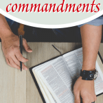 Grace is found in the commandments in Scripture. When you discover this truth, it will completely change your understanding of grace. #Foundational #Grace #OnlineBibleStudy #Bible #Jesus
