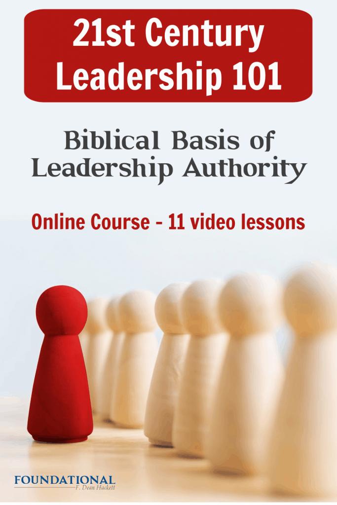 21st Century Leadership 101