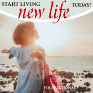 Start Living a New Life Today