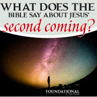 What Does the Bible Say About Jesus' Second Coming?