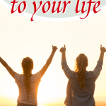 Here are 3 ways you can add value to your life. They don't cost you anything but they will give value to your living and to those around you! #foundational #bestlife #liveyourbestlife