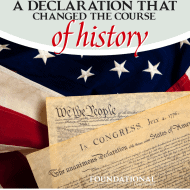 A Declaration That Changed the Course of History