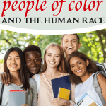Group of multi-ethnic young people
